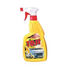 Soluţie de curăţare aragazul şi vase emailate - 750ml