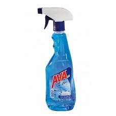 Detergent pentru curăţat geamuri - 750ml - rezervă
