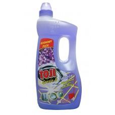 Soluţie pentru curăţat gresie şi faianţă Lilac - 2L