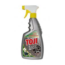 Soluție pentru curățarea suprafețelor din inox - 750ml