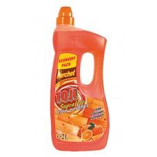 Soluţie pentru curăţat Lemn şi Parchet - 2L