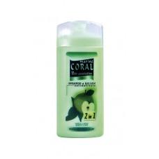 Şampon cu Balsam - Măr şi Urzică