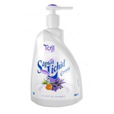 Săpun lichid crema cu ulei de lavanda